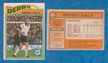 Derby County Gerry Daly Eire 99